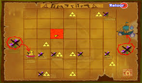 Wind Waker Ghost Ship Chart The Wind Waker Walkthrough The Triforce Of Courages