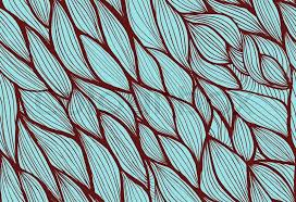 Cool Pattern Backgrounds Delectable Abstract Handdrawn Background Seamless Pattern With Waves Can Be