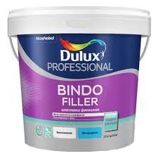 <b>Шпатлевка</b> для стен и потолков <b>Dulux</b> Professional <b>Bindo</b> Filler ...