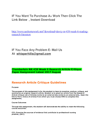 show me how to write an experimental science fair paper good       pages Week     Patient and Family Concerns