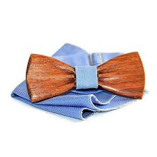 Accessories <b>Elegant Bow Tie</b> Mens Bow Tie Wooden Gift Gift For ...
