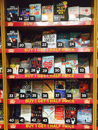 Wh Smith Paperback Chart