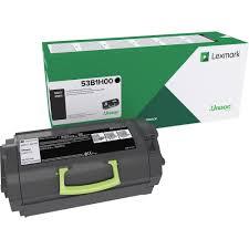 Lexmark Ink Compatibility Chart Lexmark International Inc Lexmark Original Toner Cartridge Laser High Yield 1 Each