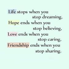 Love Friendship Quotes Magnificent Life Hope Love Friendship Quotes
