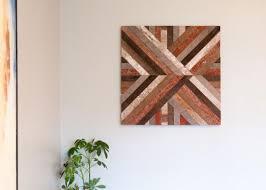 turn barn wood into art diy network