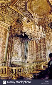 Schloss Versailles Schlafzimmer Königs Room Louis Xiv Versailles