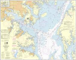 Nautical Charts Noaas Ncs Ii Begins Production With Esri Nautical Solution