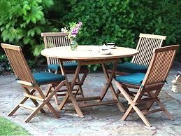 gloucester teak oval fixed table chair set