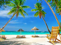 Summer Beach Paradise Wallpapers - Top Free Summer Beach Paradise  Backgrounds - WallpaperAccess