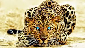 leopard art abstract 3d wallpaper hd 3840x2400 wallpapers13