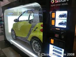 Smart Car Vending Machine Germany Simple Get A Smart Car Out Of A Vending Machine Smart Car Forums