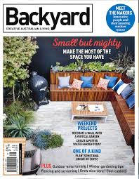 Small Picture Backyard Design Ideas Magazine Subscription Magshop