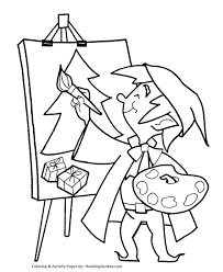 Small Picture Paint Coloring Pages chuckbuttcom