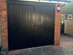decorating side hinged garage doors breathtaking door with pedestrian interesting exterior ideas insulated gara