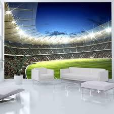 Bolcom Fotobehang Voetbal Stadion