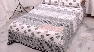 hand block print bedsheet designs available in various colours hand block print bedsheet designs available in various colours and designs