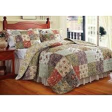 54 best Bedding Sets images on Pinterest | 3/4 beds, Bedspreads ... & Global Trends Carmel Quilt Set (Queen Size 90x90;Walmart) Adamdwight.com