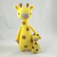 Crochet Giraffe Pattern Delectable Mini Giraffe Amigurumi Pattern Amigurumipatternsnet
