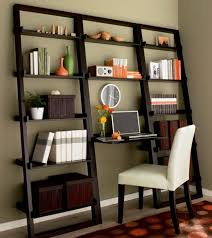 office bookshelves designs. Sloane Espresso Leaning Desk With 2 Bookcases In Bookcases, Cabinets Office Bookshelves Designs D