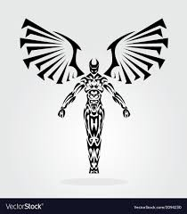 Tribal Angel Designs Tribal Angel