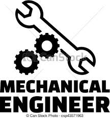 Mechanical Engineer Picture Mechanical Engineer With Gear Wheels And Wrench
