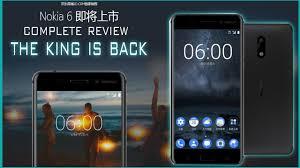 nokia 6 smartphone 2017. nokia 6 smartphone 2017 o