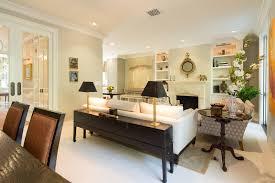 narrow sofa table. Image By: Charmean Neithart Interiors LLC Narrow Sofa Table