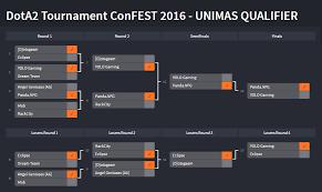 dota 2 tournament unimas confest 2016