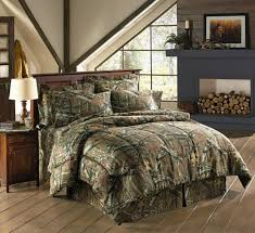 image of mossy oak infinity bedding comforter set