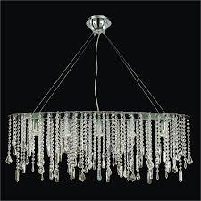 crystal drop chandelier divine ice 577md5lsp 9c