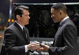 """watch will smith is getting too old for this in new trailer for then you re probably going to love """"men in black iii """" big broad and goofy sony s latest installment in the alient hunting franchise has very clearly"""