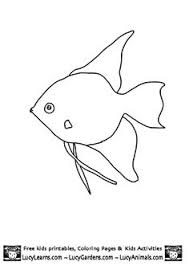 Small Picture Free Fish Coloring Pages for Kids Disney Coloring Pages