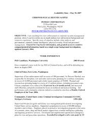 Fraud Investigator Resume Cover Letter Sample Job Description