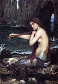 a mermaid 1900 john william waterhouse