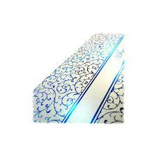 <b>Фольга</b> тонерочувствительная, глянцевая, синяя, А4, 210мм ...