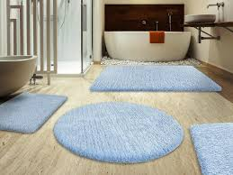 best contemporary bathroom rugs