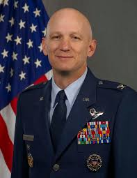 Colonel Jay A. Johnson > Vance Air Force Base > Biographies
