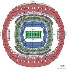 Sugar Bowl Seating Chart New Orleans Saints Vs Miami Dolphins