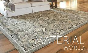 how to pick a rug for your living room choosing the best material for your area