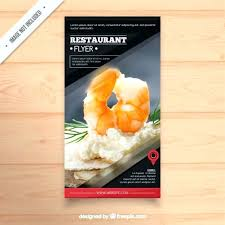 Restaurant Flyer Amazing Restaurant Flyers Template Pamphlet Flyer Templates Free Download