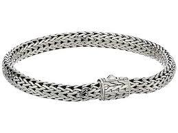 John Hardy Classic Chain 6 5mm Bracelet Bracelet Sizes