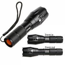 Tac Lights Tactical Flashlight A100 Portable Ultra Bright Led Handheld