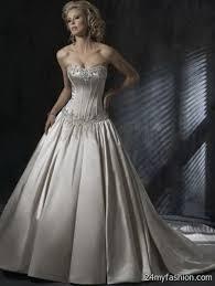 silver wedding gowns 2017 2018 b2b fashion