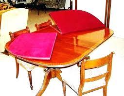 Custom Dining Room Table Pads Custom Ideas
