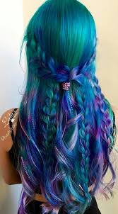 Purple Hair Style green purple dyed hair color inspiration haircuts and hairstyles 8390 by wearticles.com