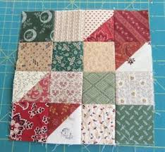 Christmas Star Quilt Tutorial   Jo's Country Junction & Step 5--Completed Block Adamdwight.com