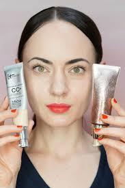 It Cosmetics Cc Cream Light Review Missha Bb Cream Vs It Cosmetics Cc Cream Comparison And