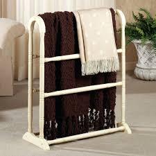 Blanket Racks Clearance Quilt Rack Walmart Ikea - mobileflip.info & ... Blanket Rack Diy Ladder Horse Wall Mount ... Adamdwight.com