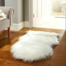 small white faux sheepskin rug flooring adorable applied to your fur rugs in free delivery the faux sheepskin rug white