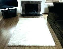 white fur area rug faux fur area rug plush area rugs medium size of rug design white fur area rug